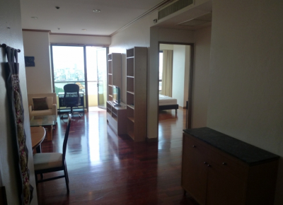 BAan Sathon Chaopraya 1 bed 1 bath 67 sq for rent 23000 1 year contract