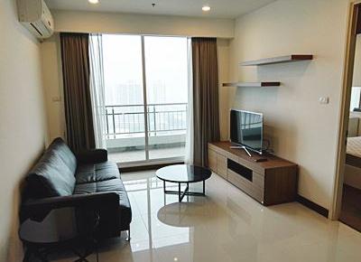 เช่า- Supalai Prima Riva  2นอน ขนาด 92 ตรม. ทิศใต้ ชั้น 26 วิวแม่น้ำ ห้องใหม่ เช่า 40,000 บ.